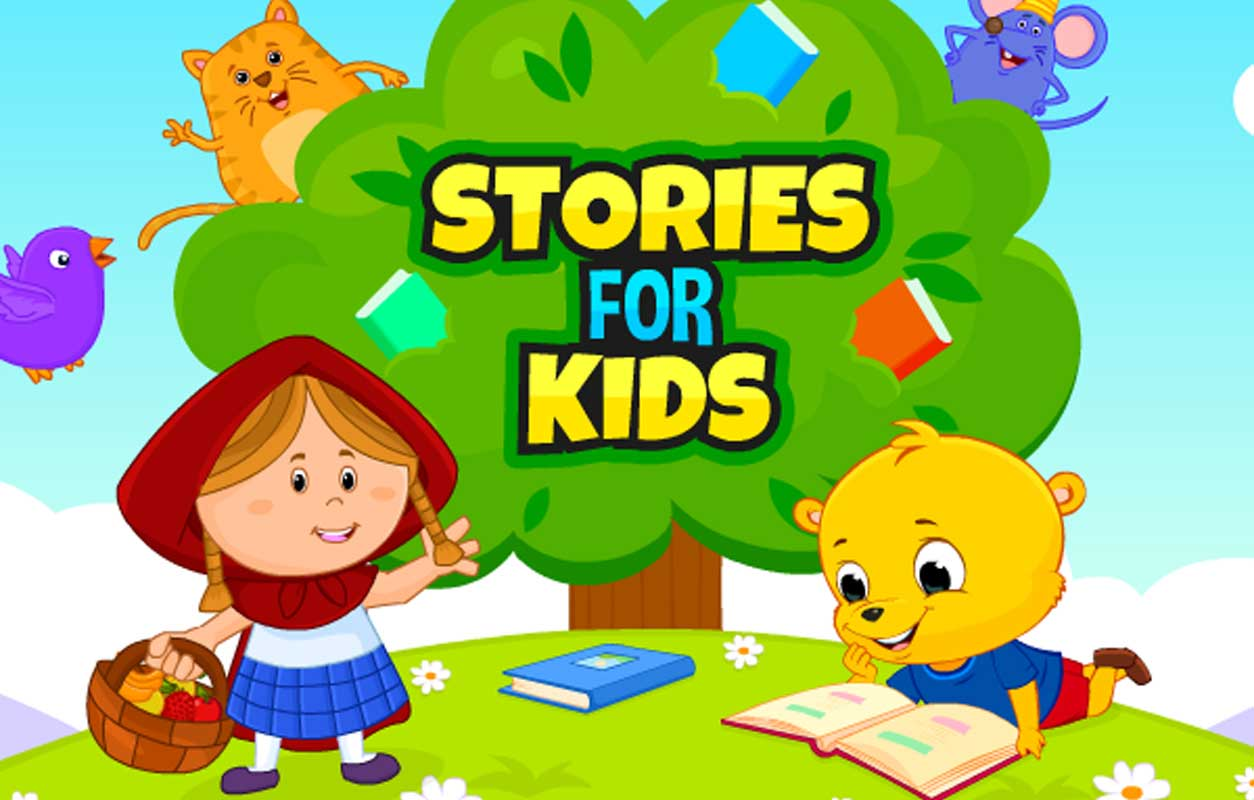 Learn To Read - Stories